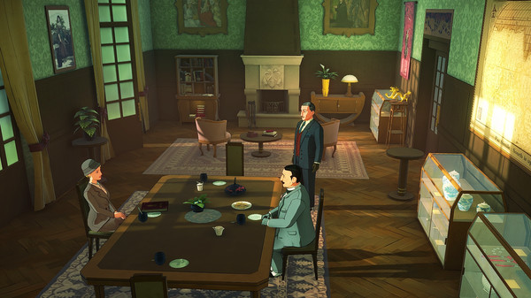Agatha Christie The ABC Murders PC Game Download