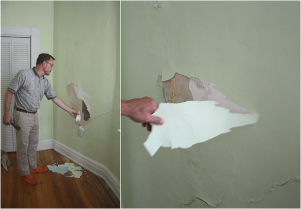 17 apart: that time a simple painting makeover took down the walls