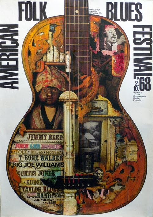 American Folk Blues Festival 1968