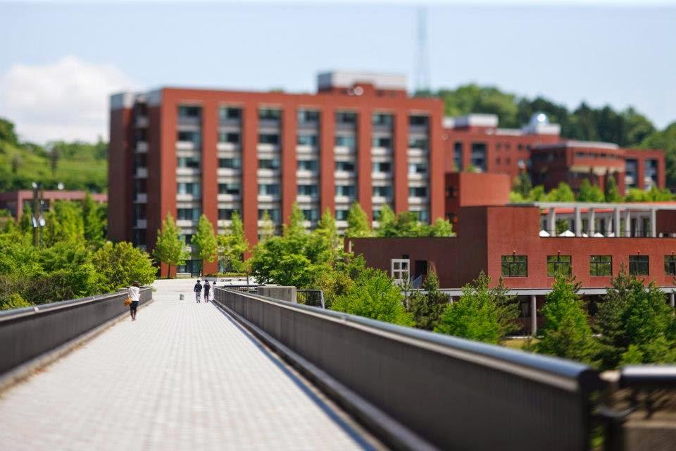 Trường đại học Kanazawa Nhật Bản