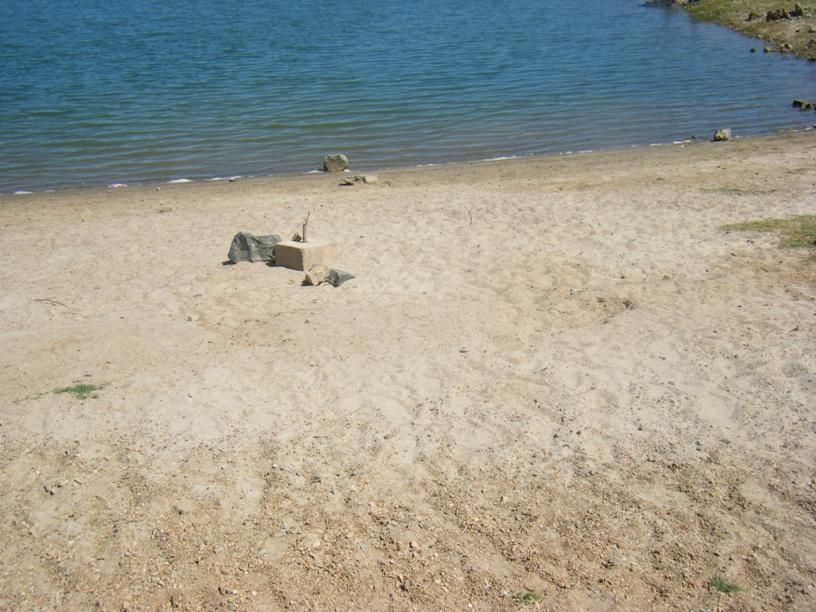 """""""Areal"""" Praia Fluvial Odivelas"""