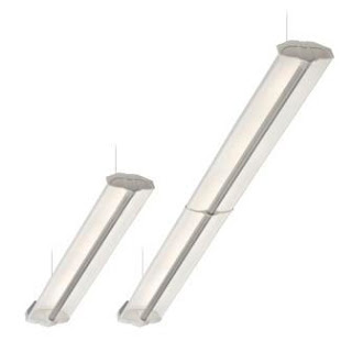 Linear Light Fixture For Dining Room