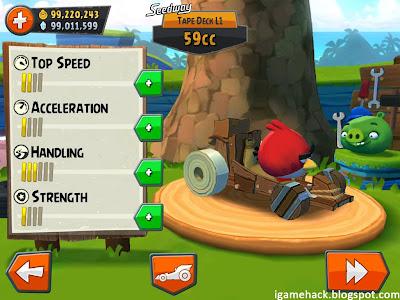 [HACK] Angry Birds Go! iOS IMG_5440