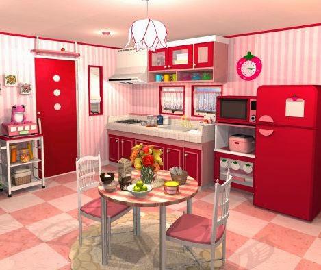 Fruit Kitchen Escape 1 Strawberry Red Walkthrough