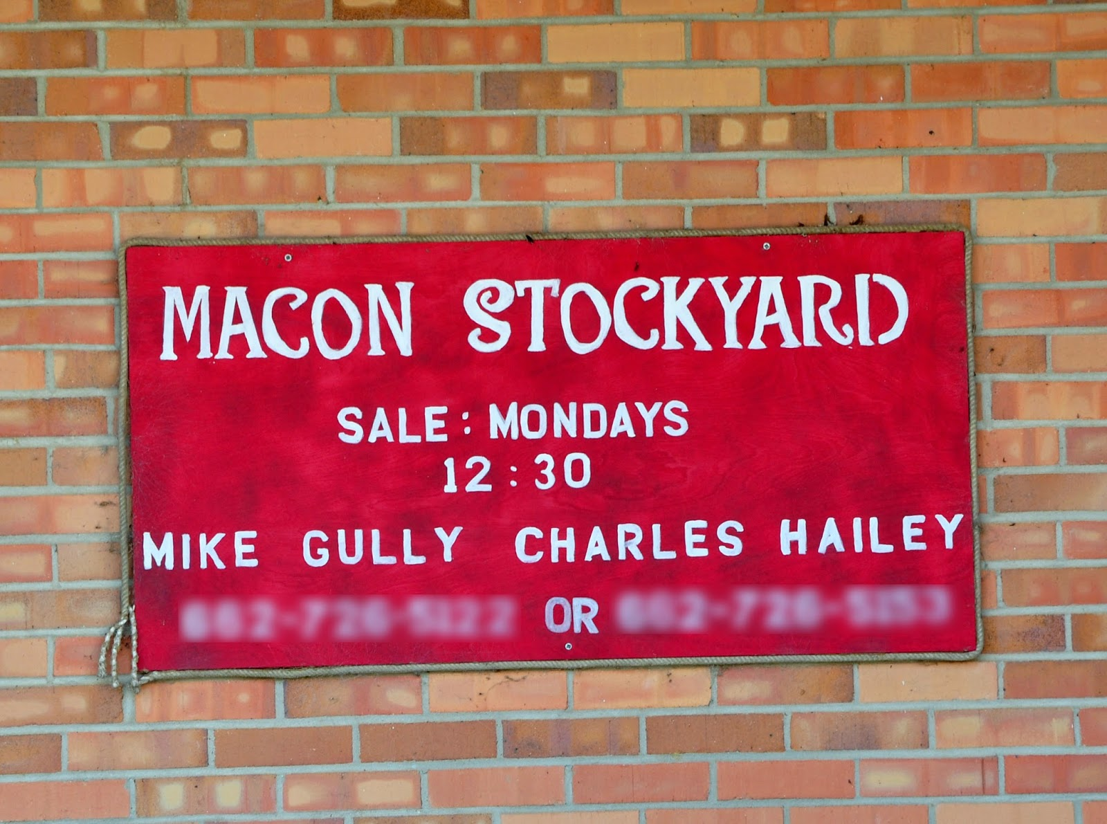 Macon Stockyard Hickory Ridge Studio