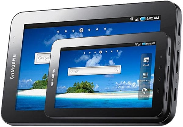 PowerPoint Presentation on Samsung Galaxy Tab GT-P1000 - PPT Garden