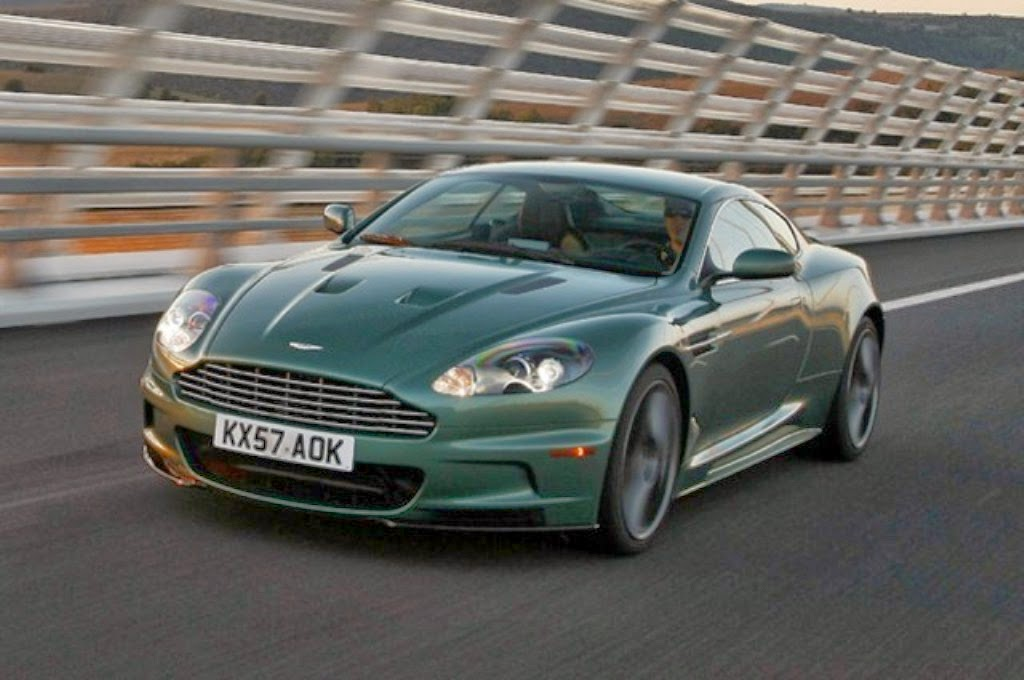 2016 Aston Martin Lagonda HD Wallpapers