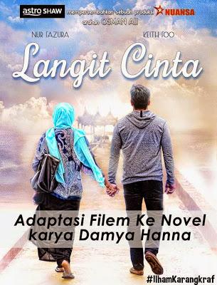 Baca Online Novel Langit Cinta Bab 1 Hingga Bab 18