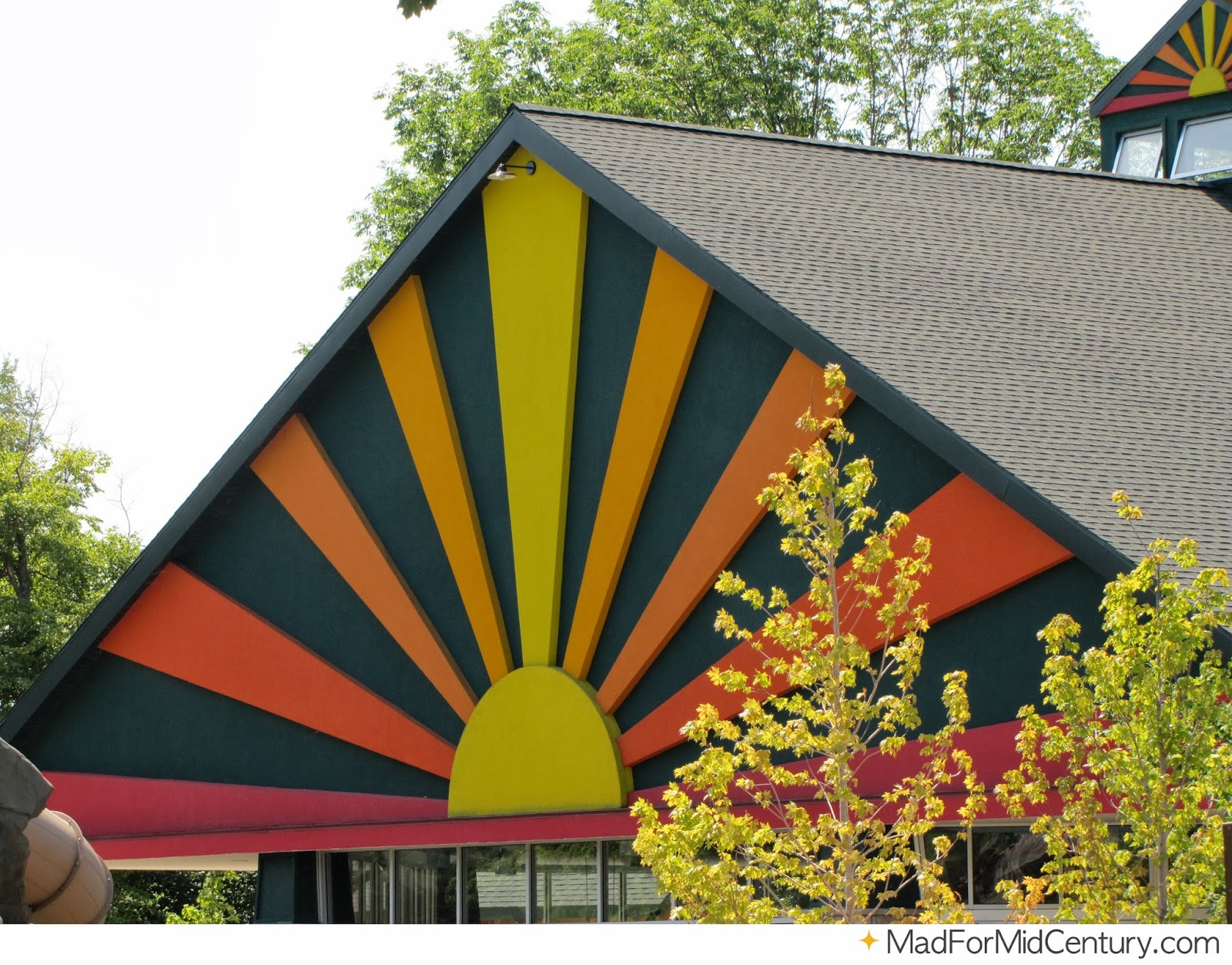 mad for mid century bright mid century paint colors at vilas zoo