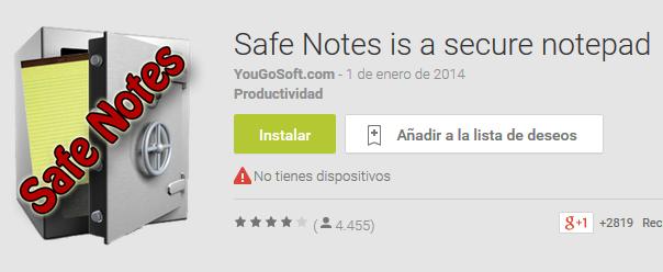 Aplicaciones gratis – Aplicación de cifrados para Android