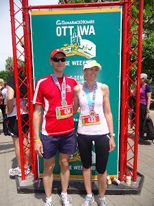 Ottawa 2012 with my coach Ed