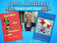 Amy Gettinger's Spotlight & Giveaway