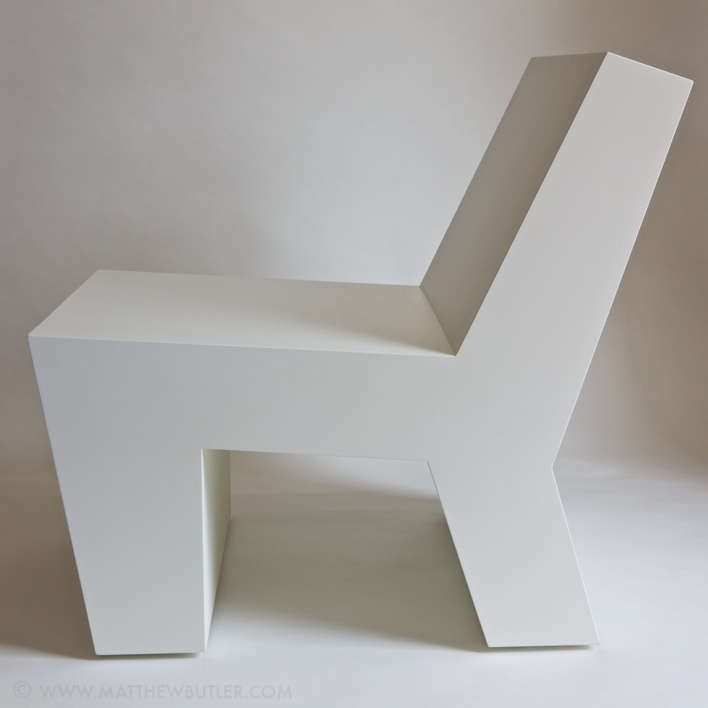 Basic chair design - Three Different Versions Of The Polar Chair Were Created 1 Two Legs 2 Cantilever 3 Gap In Seat The Last Design