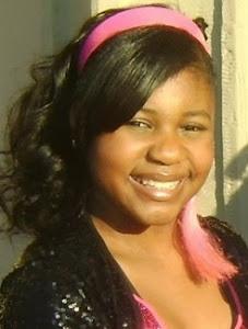 Leeah D. Jackson- Teen Blogger