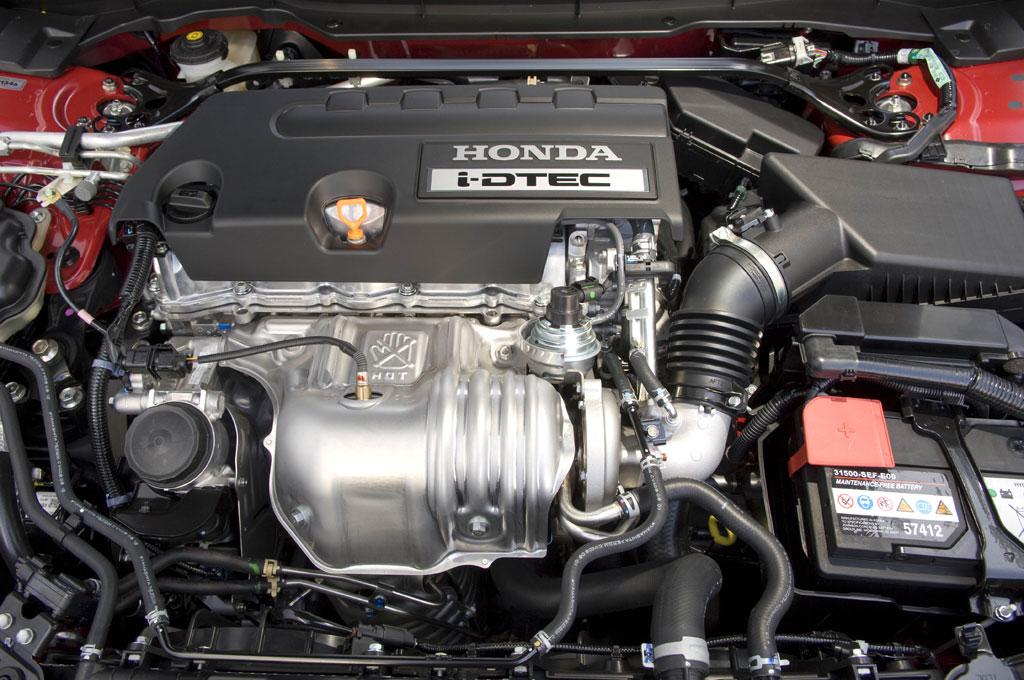 Honda Nseries Diesel Engines Car Guy's Paradise