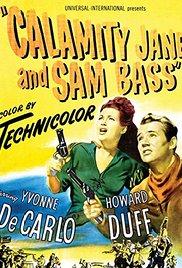 Watch Calamity Jane and Sam Bass Online Free 1949 Putlocker