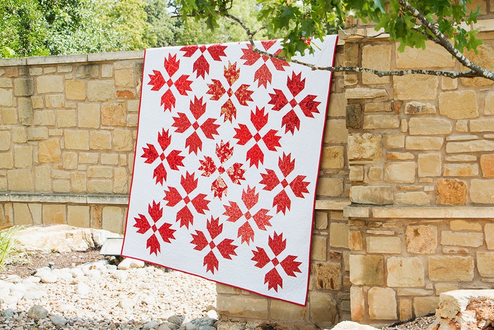 And king sizes we also created a bear paw quilt kit to get you started