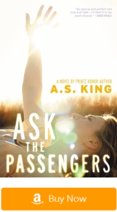 Books like the fault in our start: Ask the Passengers