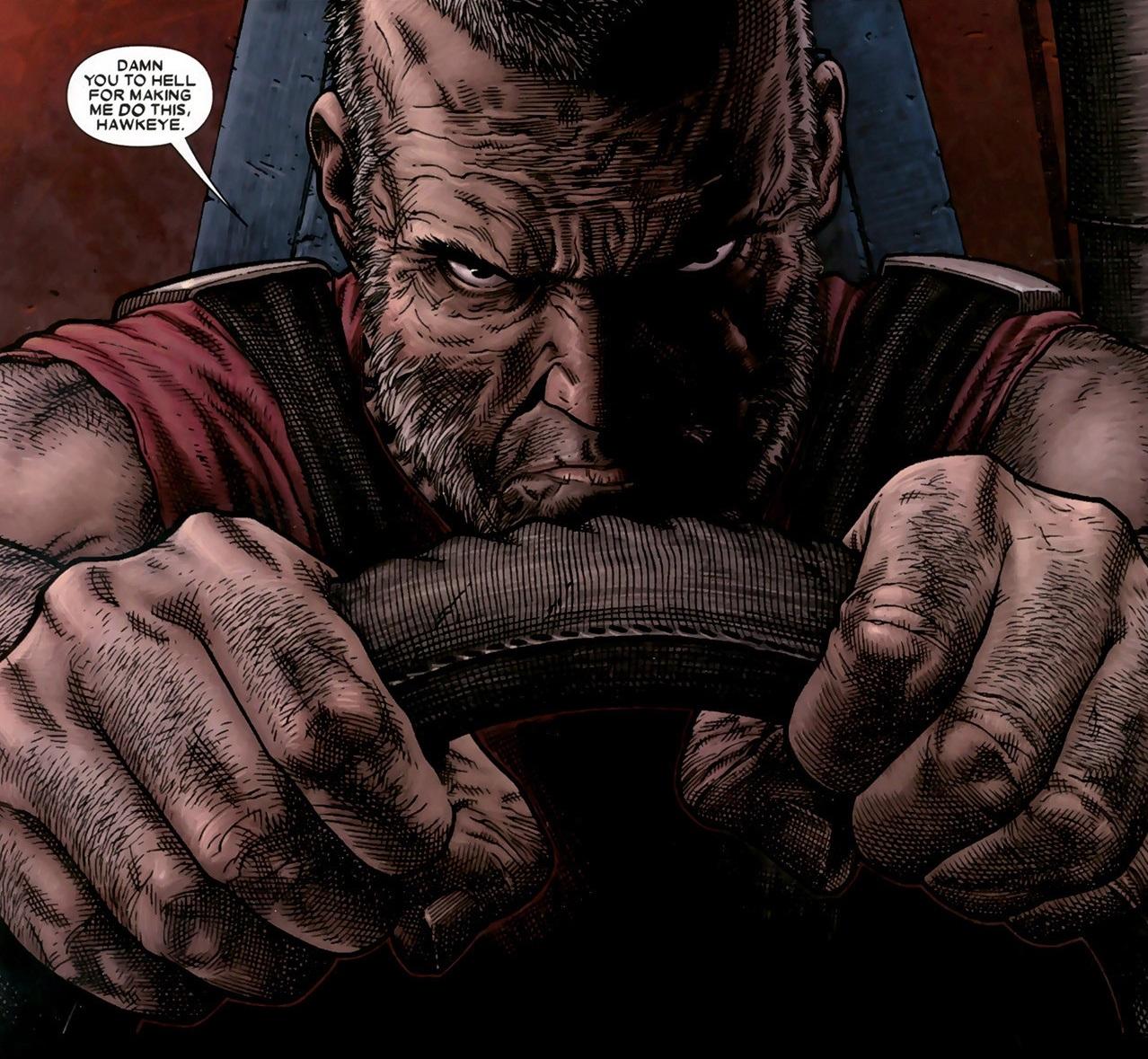 Wolverine Comics Quote-10