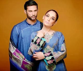 Hadiqa Kiani Winter Collection