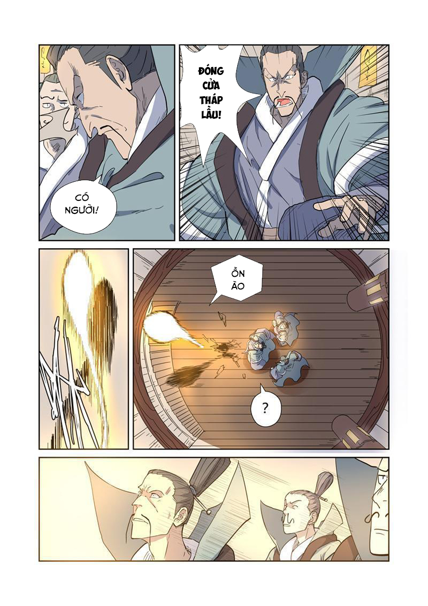 Yêu Thần Ký Chapter 170.5 - Hamtruyen.vn