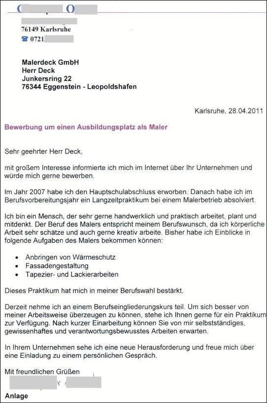 Bewerbungsformular Wohnung Dokument Blogs
