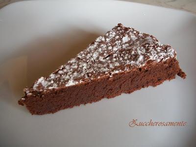 Tenerina al cioccolato di Maurizio Santin