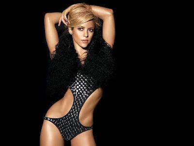 Shakira in Bikini