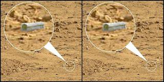 6 Penampakan Aneh di Mars