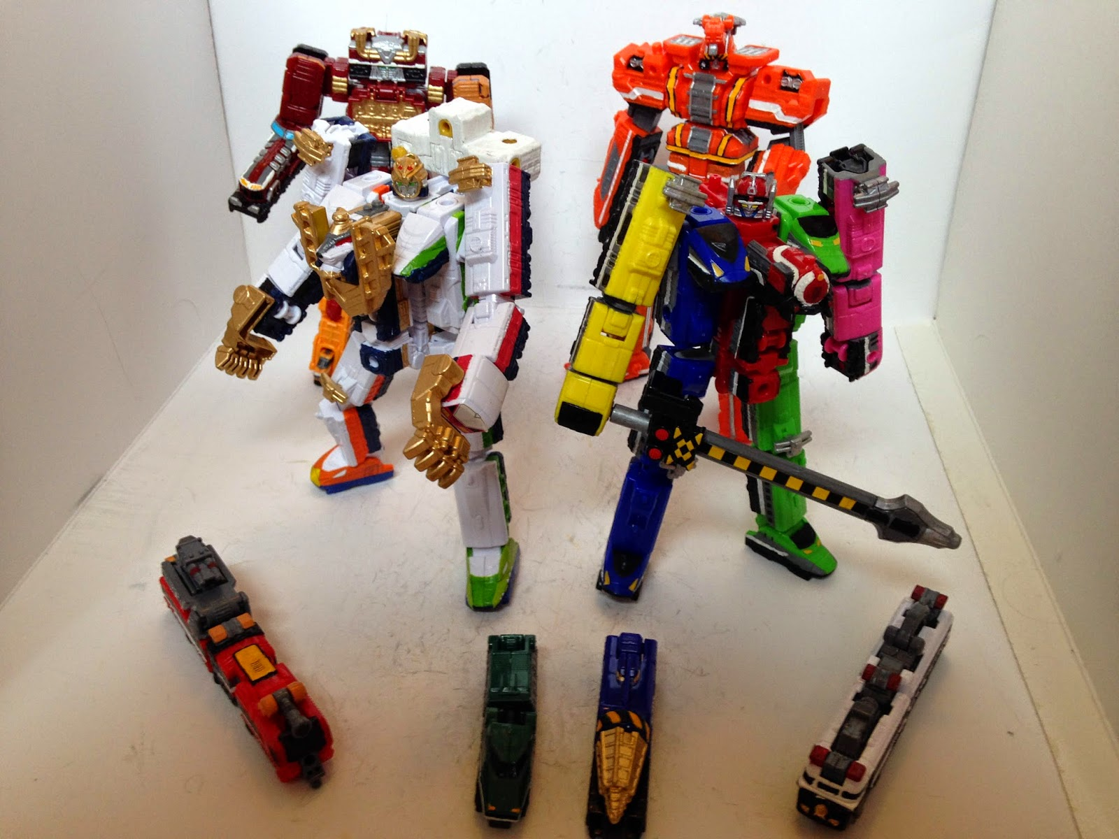 All ToQger minipla so far