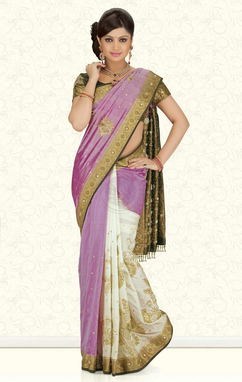 Chennai Silks Latest Silk Sarees