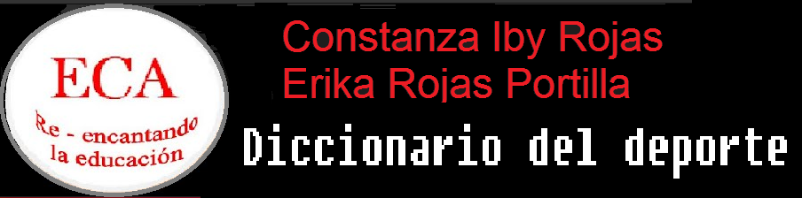 DICCIONARIO DE DEPORTES ECA