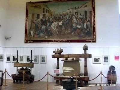 Exposicion Fotografias Harry Gordon, Museo Vino Valdepenas