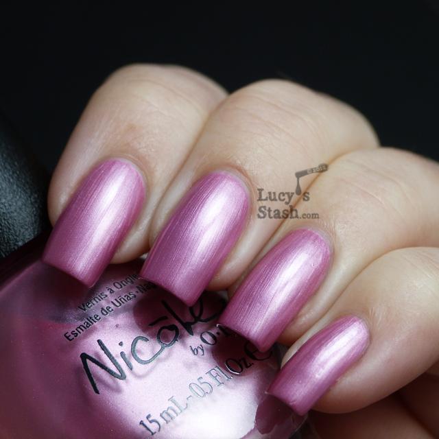 Lucy's Stash - Nicole by OPI I Do De-Claire!