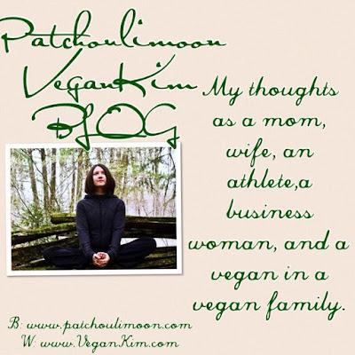 BLOG: Patchoulimoon VeganKim