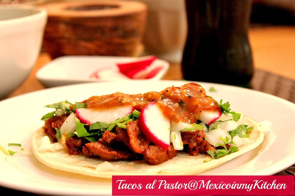 in My Kitchen: How to Make Tacos al Pastor at Home / Cómo Hacer Tacos ...