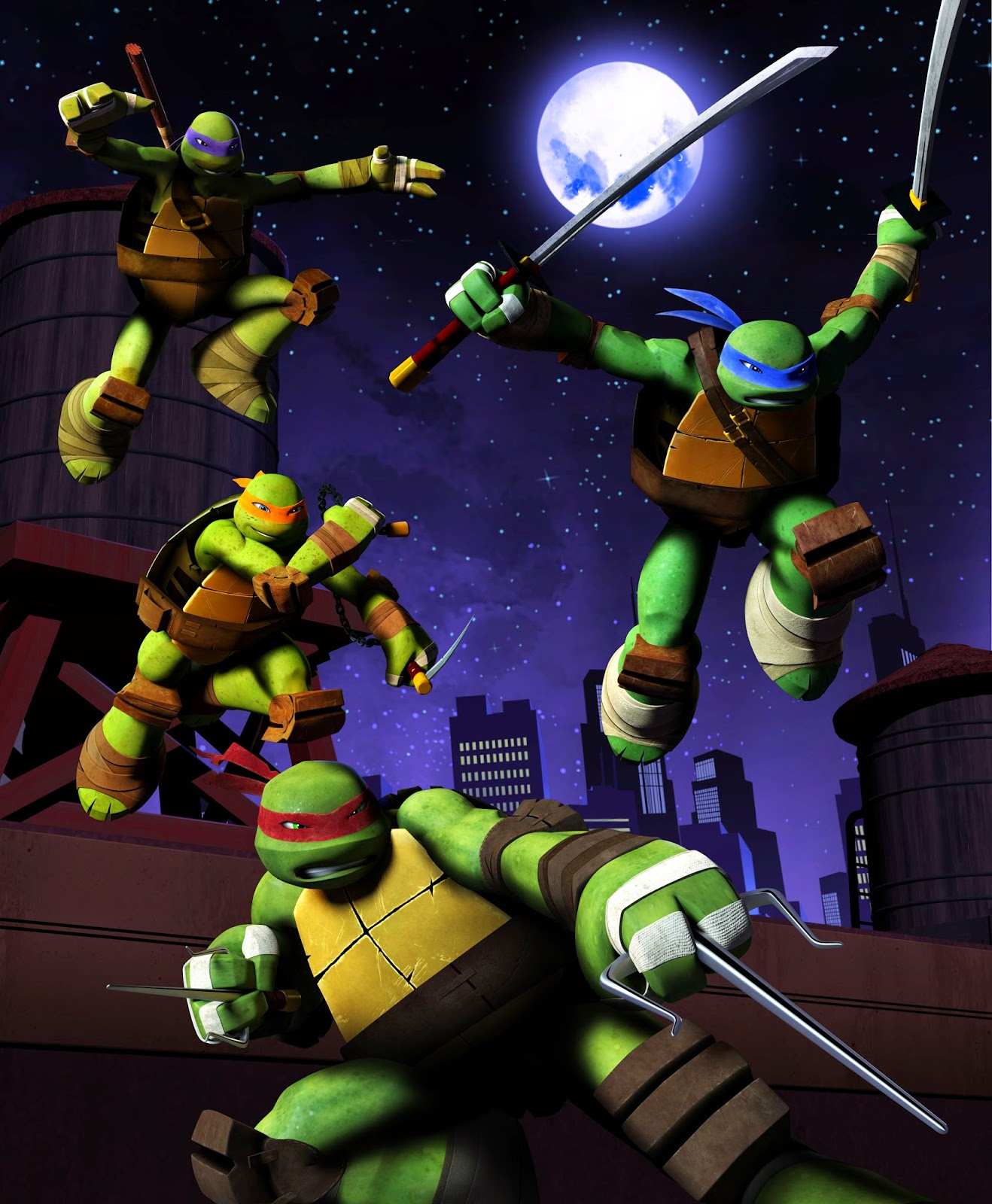 Teenage Mutant Ninja Turtles The Ultimate Collection