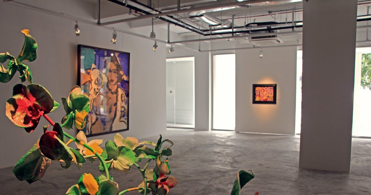 Opening art plural new high end gallery in singapore for High end art galleries