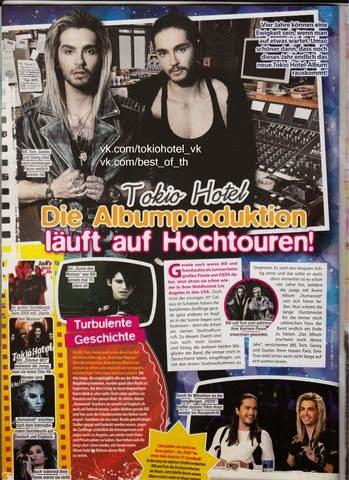 traduccion-revista-Casting-Special-Alemania-álbum-Tokio-Hotel-apogeo