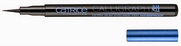 CATRICE Calligraph Ultra Slim Eyeliner Pen WP NEU