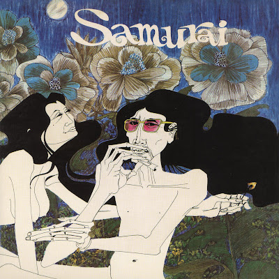 Samurai - Selftitled (Progressive Rock UK 1971)