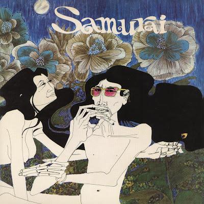 Cover Album of Samurai - Selftitled (Progressive Rock UK 1971)