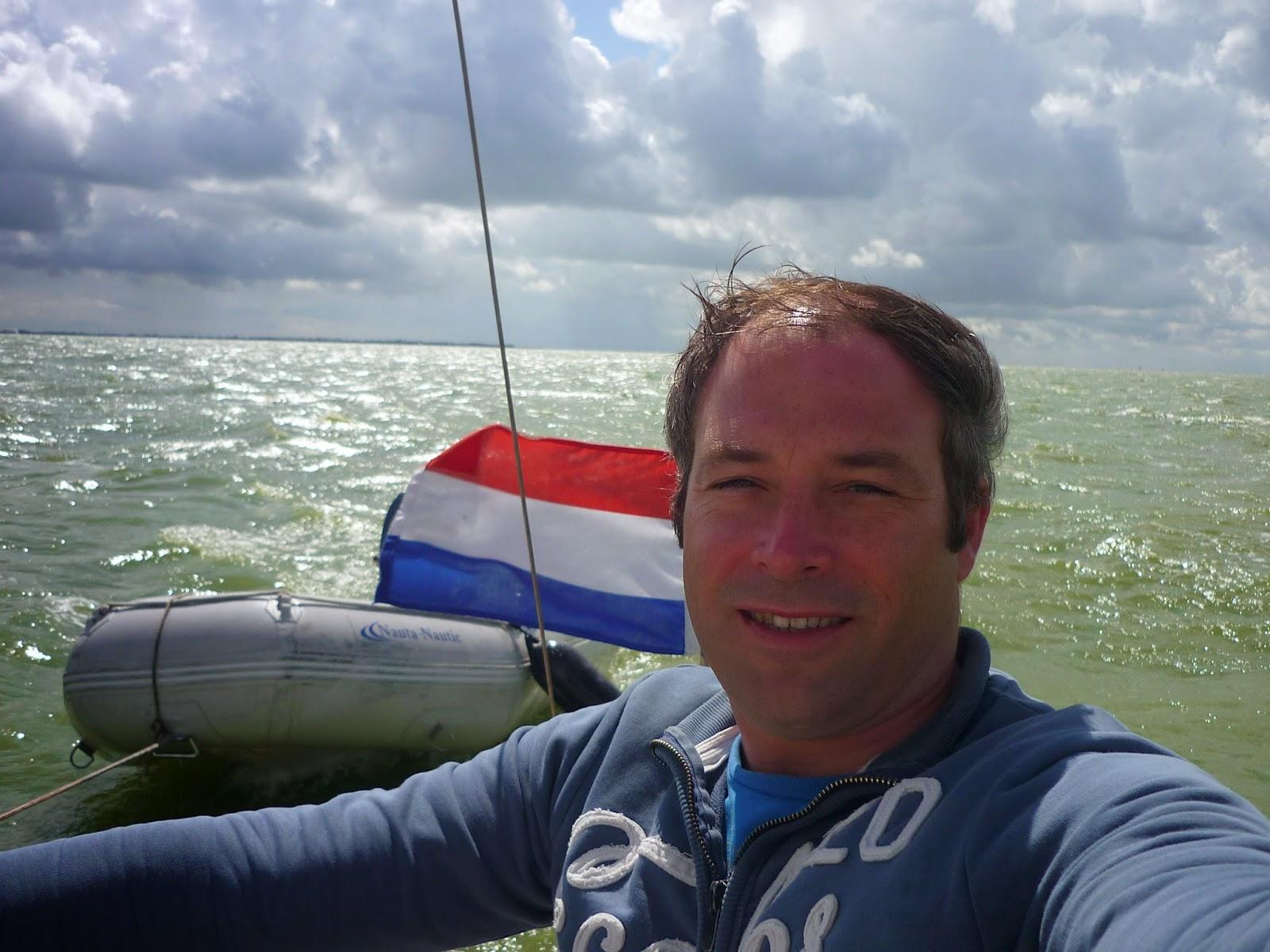 2011 waddensea trip sealiberty cruising Jeroen Spaander