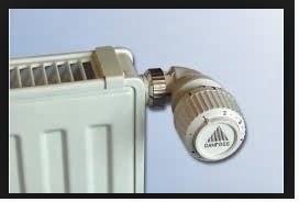 Vesipatterin termostaatin toiminta