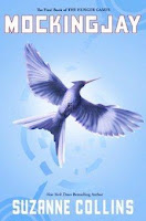 bookcover of MOCKINGJAY by Suzanne Collins