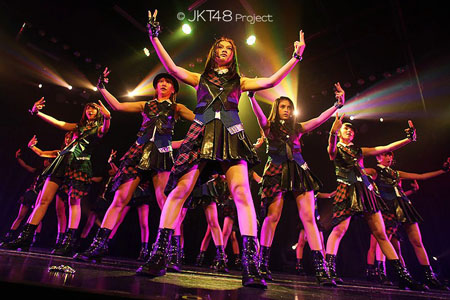 Download Lagu JKT48 - Futari Nori no Jitensha (Off Vocal Ver.)