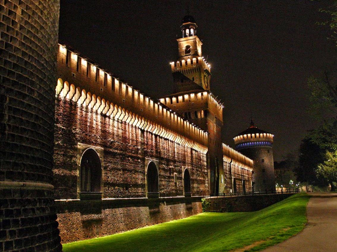 Illuminazione Design Milano : Illuminazione Pubblica Milano: Faem ...