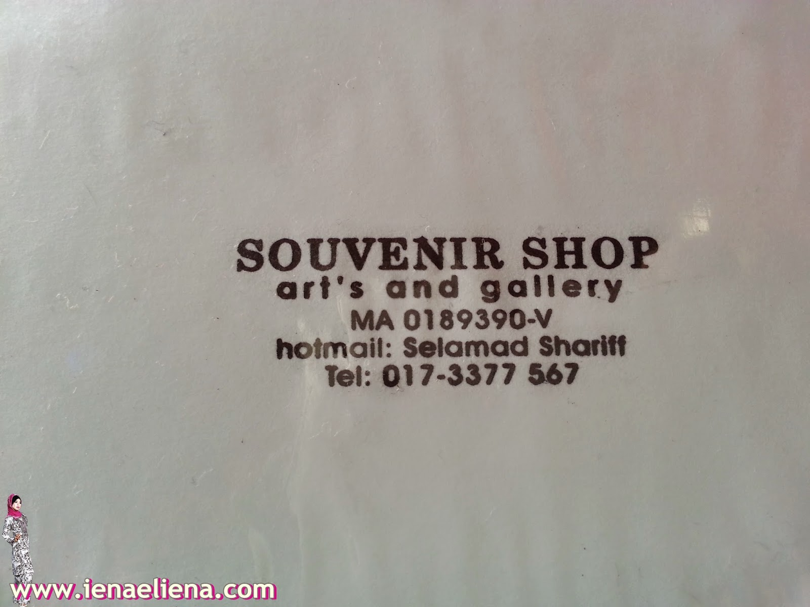 Souvenir Shop Art's and gallery
