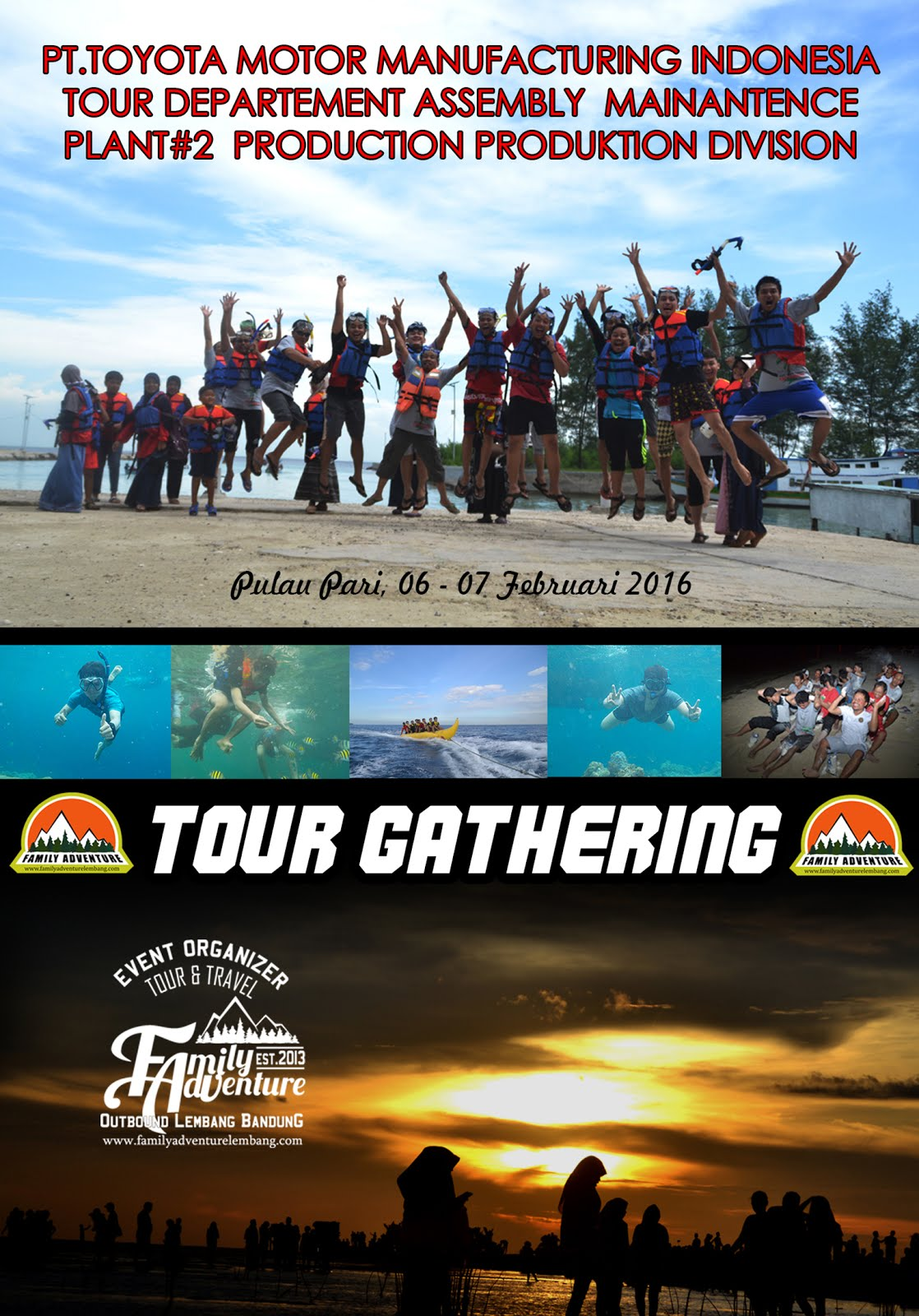 TOUR GATHERING INDONESIA