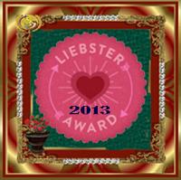 Liebster 2013 Award